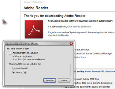 download adobe acrobat pdf reader free